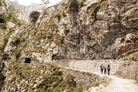 Hiking in the Picos de Europa - Credit: ©pintxoman - stock.adobe.com