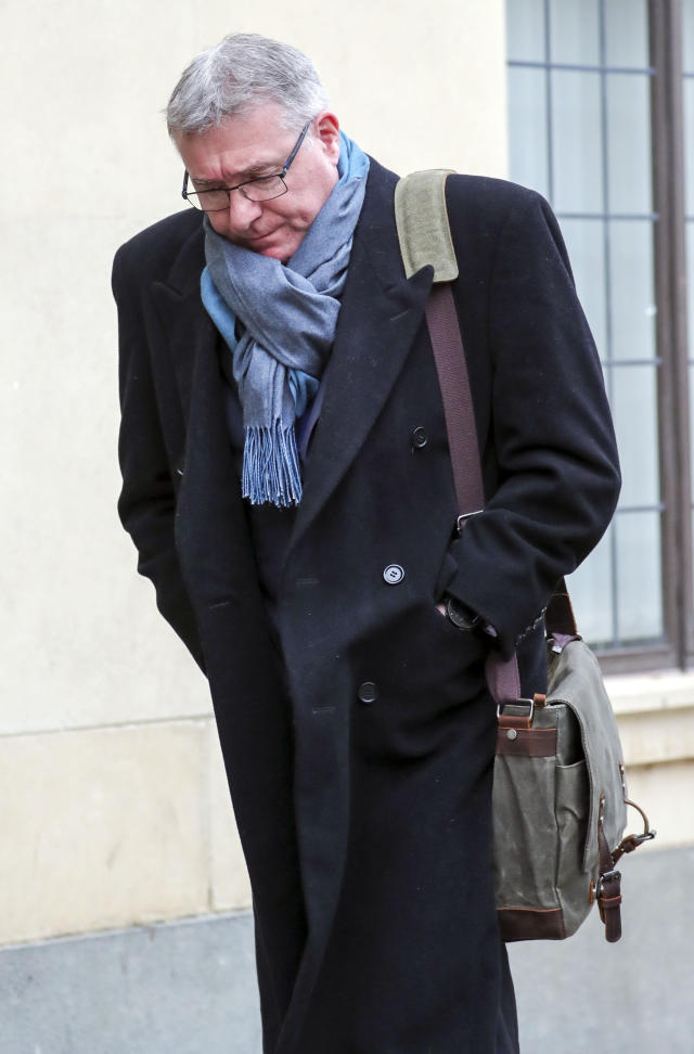 """Knight was sentenced after previously admitting fraud with """"intent to gain"""" (Picture: PA)"""