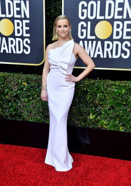 PHOTO: Reese Witherspoon attends the 77th Annual Golden Globe Awards at The Beverly Hilton Hotel on Jan. 05, 2020, in Beverly Hills, Calif. (Frazer Harrison/Getty Images)