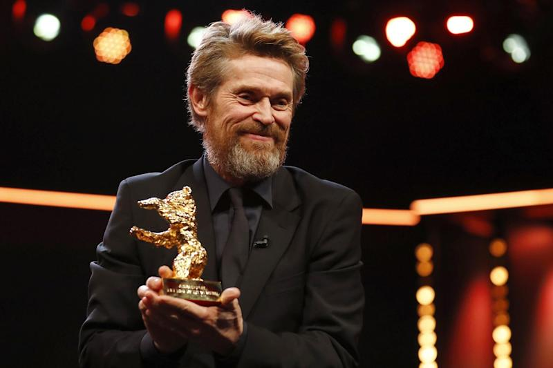 Berlinale: Goldener Ehrenbär für Willem Dafoe