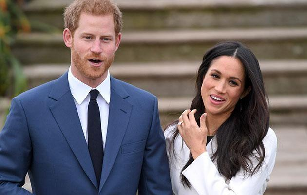 Meghan has concerns about her new life, but not Prince Harry. Photo: Getty