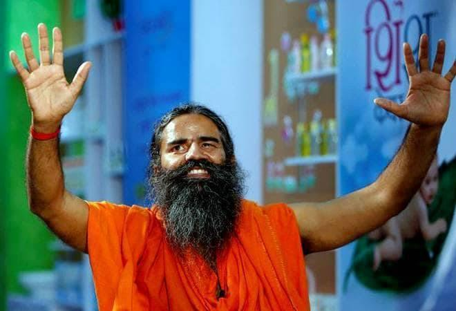 "Baba Ramdev also demanded full ban on cow-slaughter saying that it was  the only way out to reduce the conflict between cow smugglers and ""gau  rakshak"" (cow protectors).<br />"