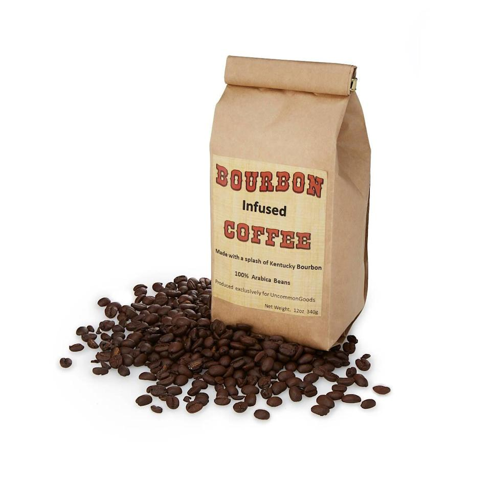 <p>They'll say yes to this <span>Bourbon Infused Coffee</span> ($20).</p>