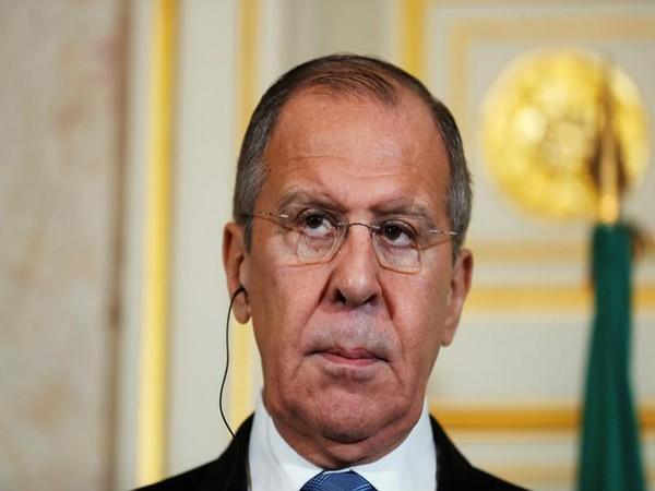 Russian Foreign Minister Sergey Lavrov (File Image/ANI)