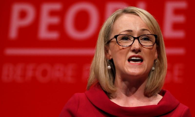 UK Labour's Long-Bailey launches leadership bid with call for 'new professionalism'