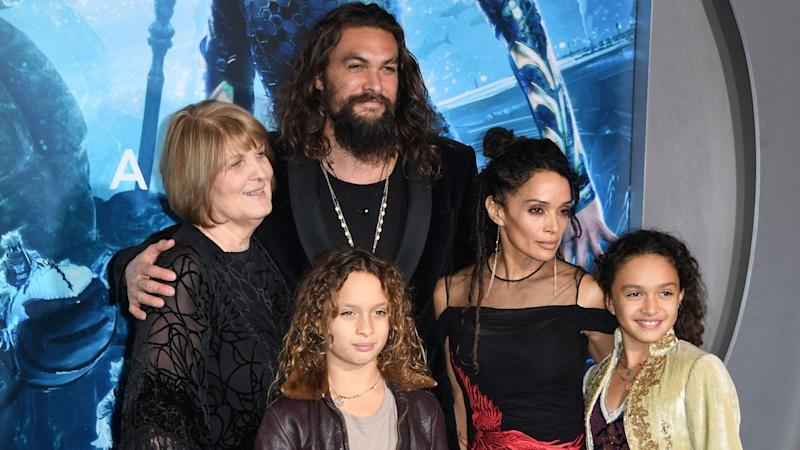 Jason Momoa Admits He's 'A Little Nervous' For His Kids to See 'Aquaman' for the First Time (Exclusive)