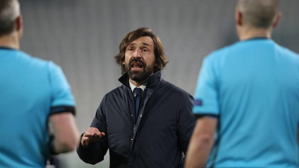 Andrea Pirlo   Jonathan Moscrop/Getty Images