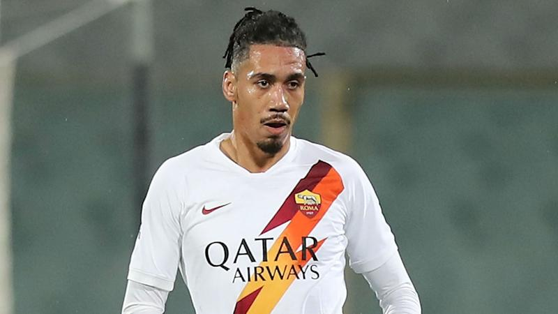 Manchester United's Smalling confirms Roma departure ahead of Europa League restart