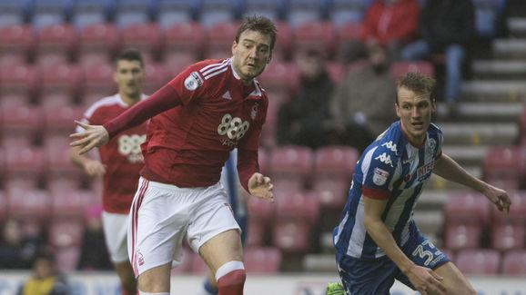 Wigan Athletic V Nottingham Forest- The Emirates FA Cup Third Round