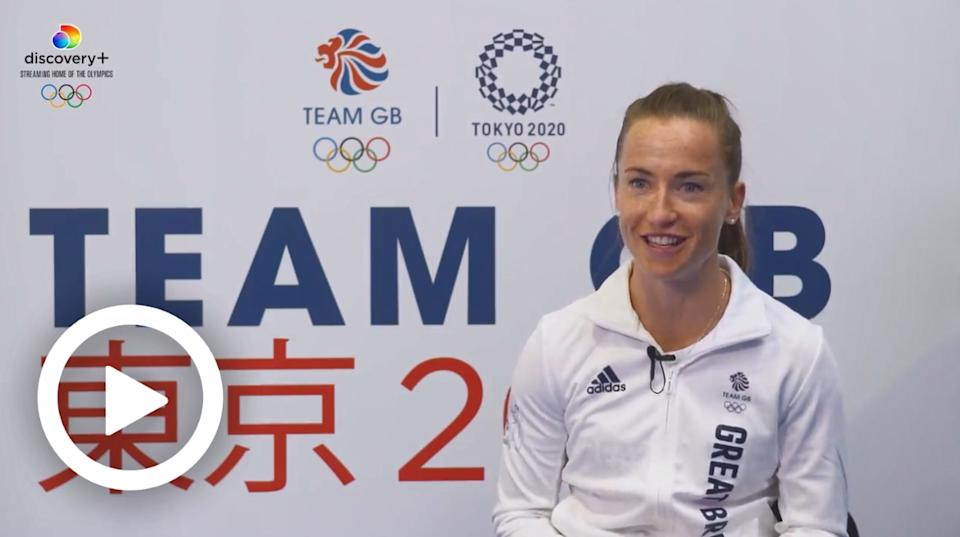 TOKYO 2020 - 'IT'S INCREDIBLE' - MADDIE HINCH ON THE PROSPECT OF REPRESENTING TEAM GB AGAIN IN TOKYO
