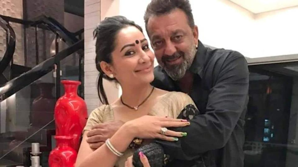 Sanjay Dutt gifts apartments to wife Maanayata. She returns them