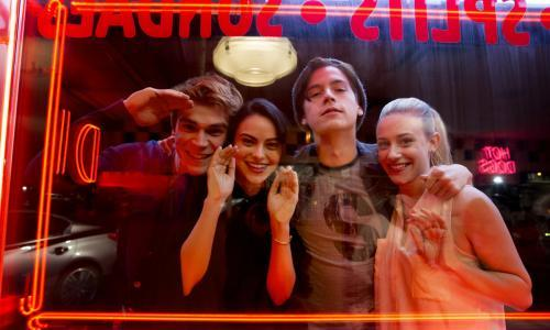 Riverdale: a campy, maximalist romp that leans into its own post-comic book absurdity