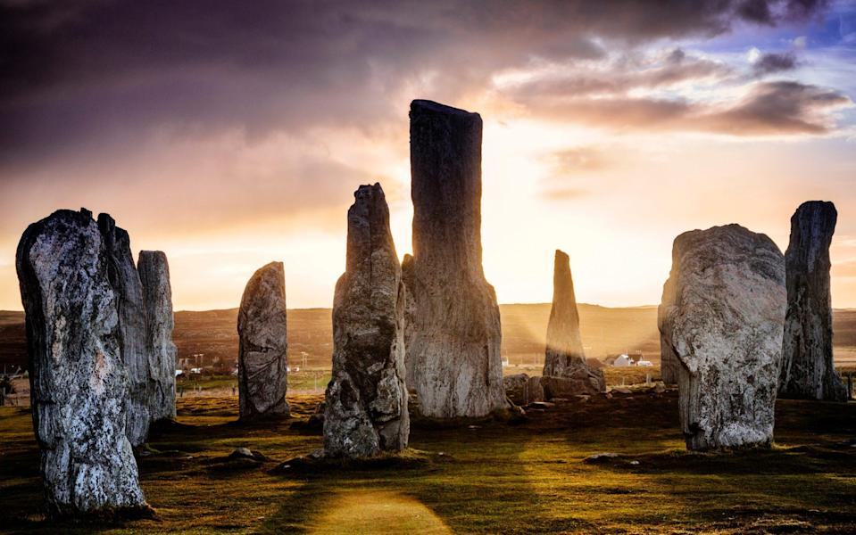 The Callanish stones - Getty