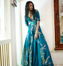 <p>Open jackets, long capes and layered lehengas will be a popular trend with a lot more focus on handcrafted and detailed handwork, elegantly styled rather than heavily embellished. </p>