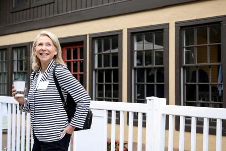 FILE PHOTO: Shari Redstone, vice-chair of CBS Corporation and Viacom, attends the annual Allen and Co. Sun Valley media conference in Sun Valley, Idaho