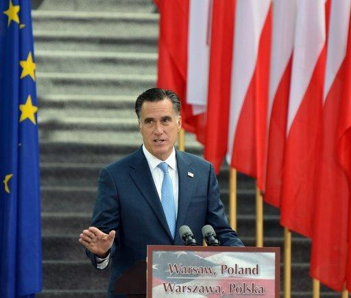 Romney's trip to Britain, Israel and Poland was marked by a series of controversial comments and missteps