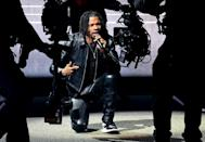 Lil Baby offered up one of the most powerful performances of Grammys night