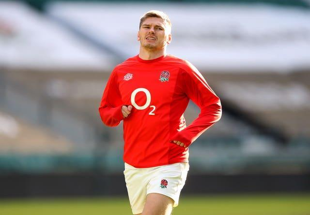 Owen Farrell needs a strong performance against Italy