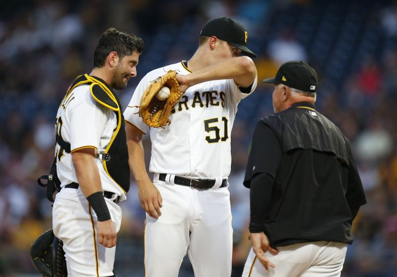 Major League Baseball will limit the number of mound visits in 2018 as part of its effort to speed up the game. (Getty Images)