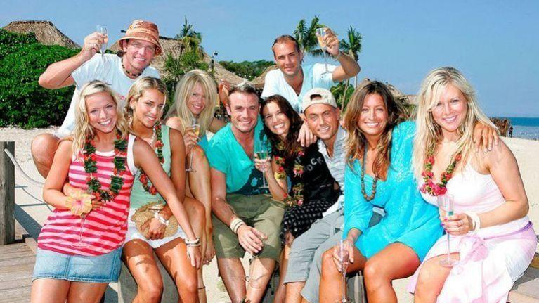<strong>The series one 'Celebrity Love Island' cast</strong> (Photo: ITV)