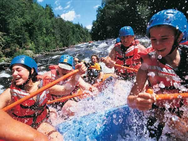 What to Pack: For a White Water Rafting Trip
