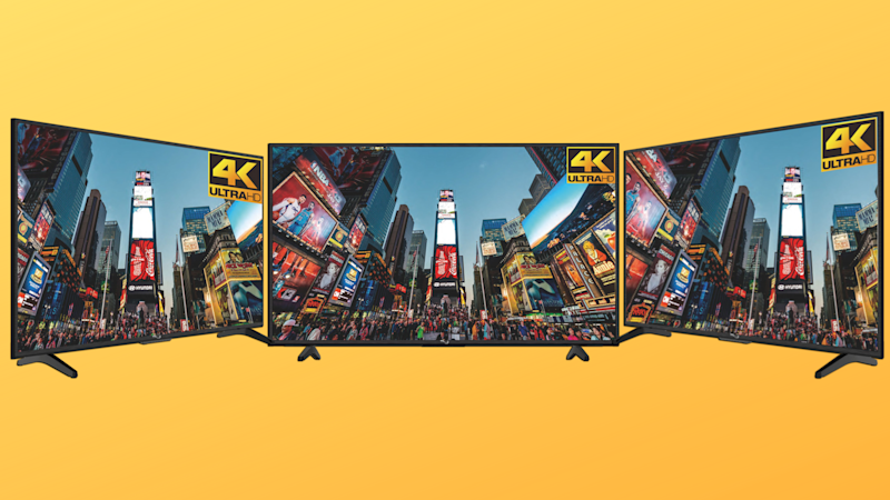 True 4K at one low cost! (Photo: Walmart/Yahoo Lifestyle)