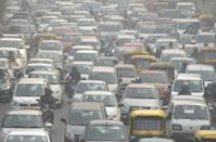 Worldwide, air pollution shortens lives by more than two years on average, research has shown.
