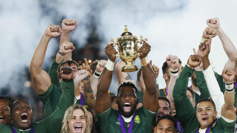 South Africa withdraw from Rugby Championship