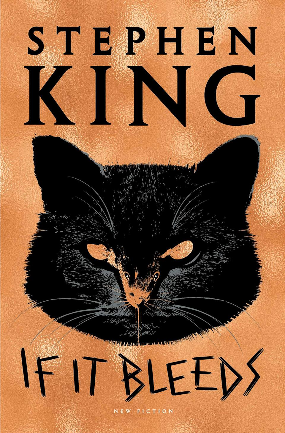 """""""If It Bleeds,"""" .by Stephen King"""