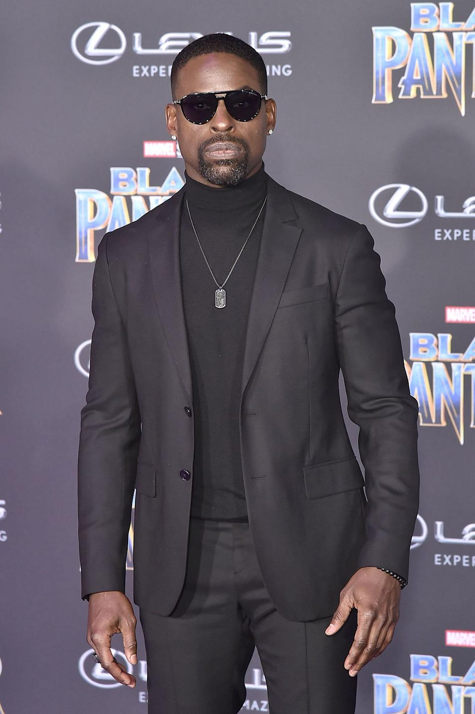 <strong>Sterling K. Brown</strong>