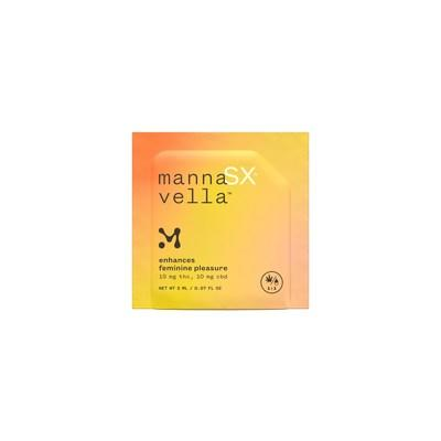 Vella is offered in two sizes: multi-use (200mg cannabis) and single-use (20mg cannabis).