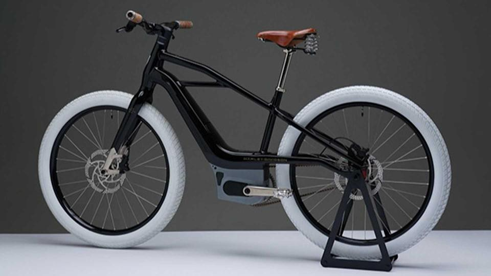 Harley-Davidson Serial 1 Cycle Company Electric Bike