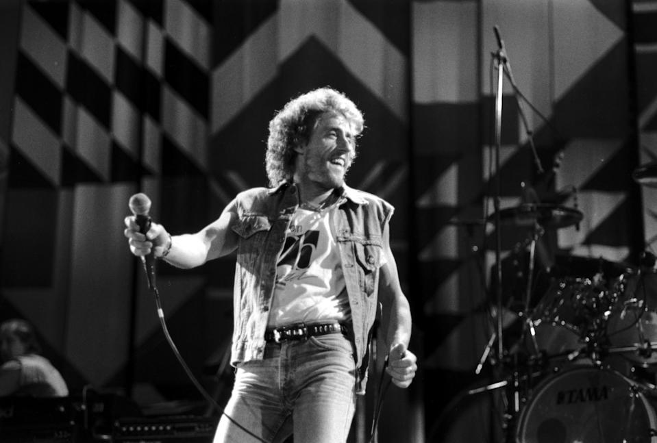 The Who - Roger Daltrey, The Who - Roger Daltrey (Photo by Brian Rasic/Getty Images)