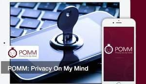 POMM Unveils New Android and iPhone Biometric Authentication Security Case With Up to 256GB of Encrypted Data Storage and a 1500 mAh Lithium Battery for 50% Longer Smartphone Operation