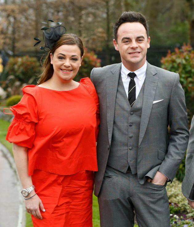 Lisa Armstrong and Ant McPartlin in 2015 (Photo: Max Mumby/Indigo via Getty Images)