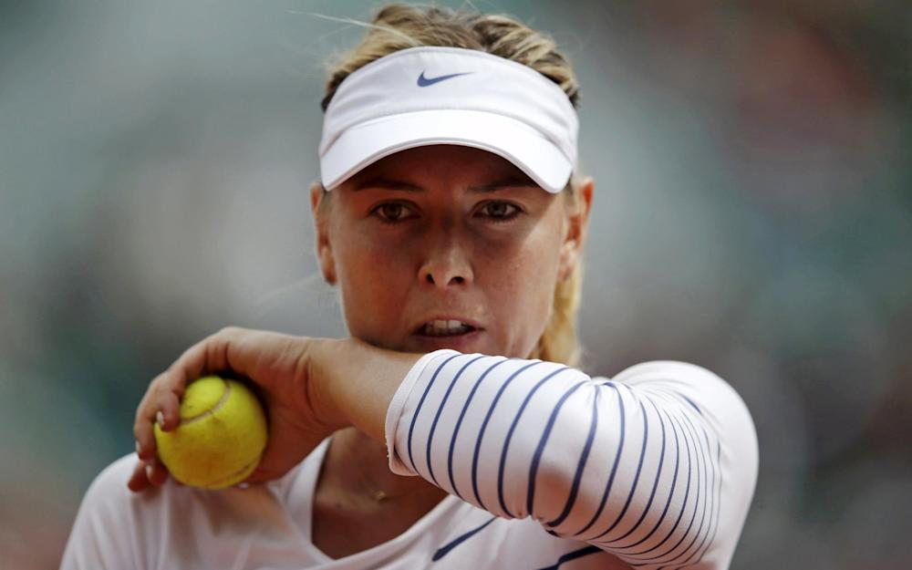 A growing number of players have criticised the red carpet treatment offered to Sharapova - Reuters