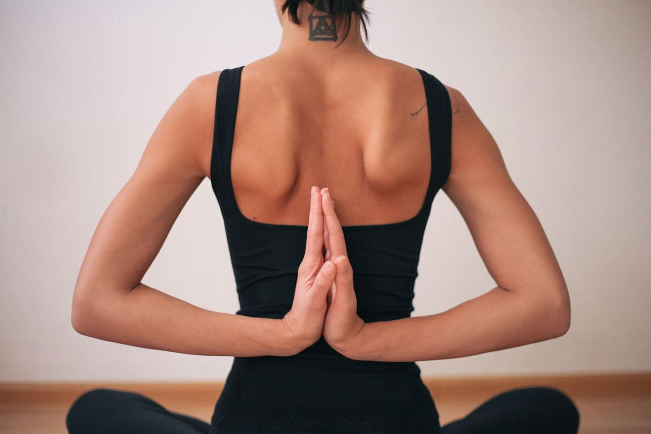 10 Spine-Friendly Yoga Poses for the Office Drone Who Wants Better Posture