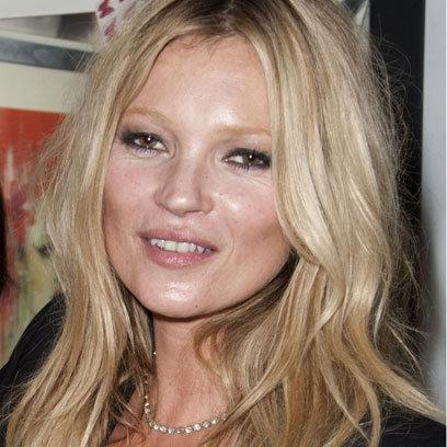 Kate Moss: Tousled Hair