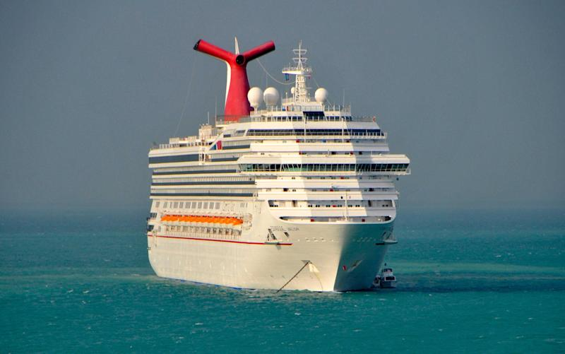One of Carnival's cruise lines will return next month - DENNIS and ILENE MACDONALD