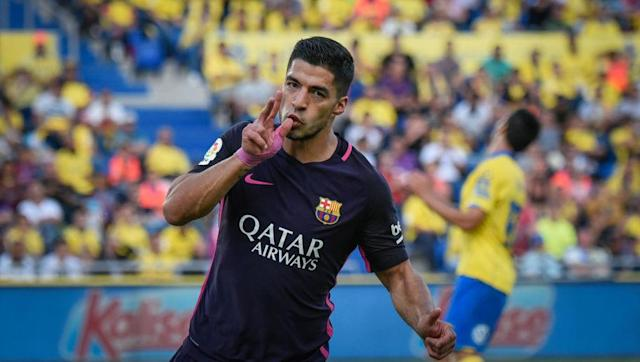 <p>Luis Suarez's €82.3m move to Barcelona from Liverpool in July 2014 made him their second most expensive signing in history.</p> <br><p>He's proved to be worth every penny with 121 goals in 148 games for Barcelona. In the 2015/16 season, Suarez won the European Golden Shoe as well as leading La Liga for both goals and assists across the campaign.</p>