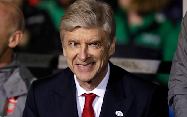<span>Will Arsene Wenger reveal his future plans today?</span>