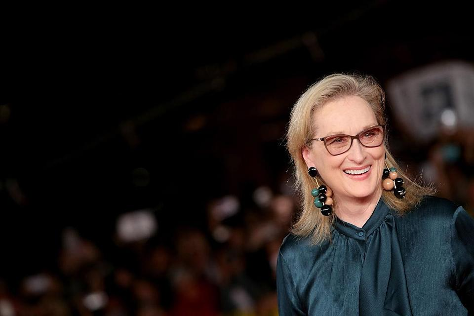 <p>Streep's daughter Louisa was born when she was 41 [Photo: Getty] </p>
