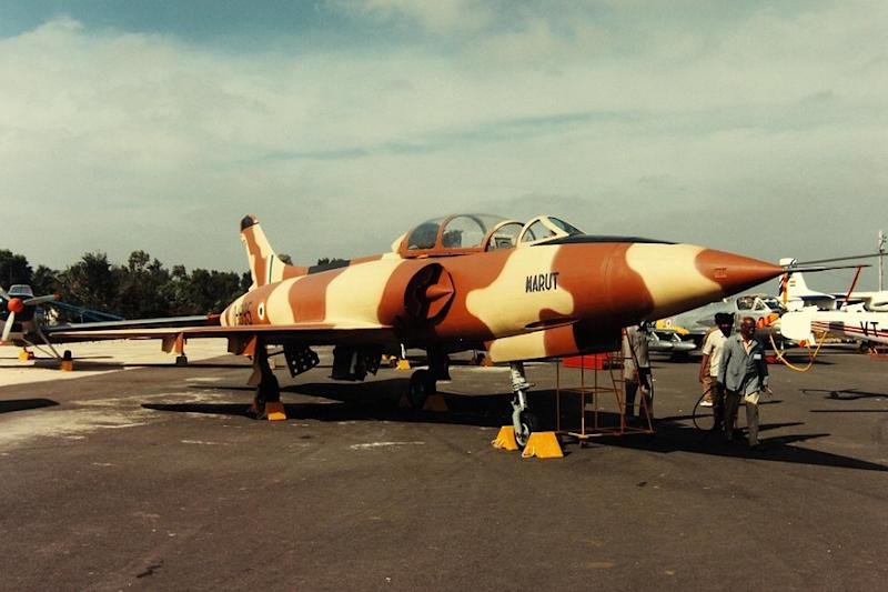Not Tejas LCA, HAL HF-24 Marut was India's First Indigenous Fighter Jet