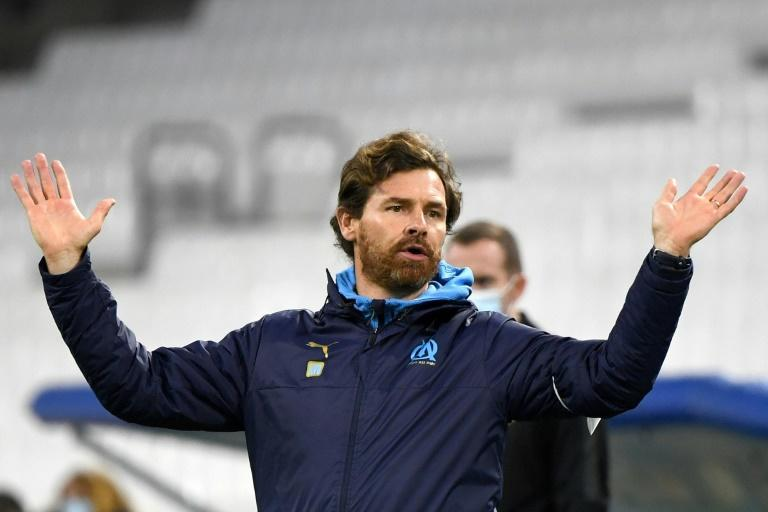 Marseille coach Andre Villas-Boas was involved in a confrontation with a local journalist midweek