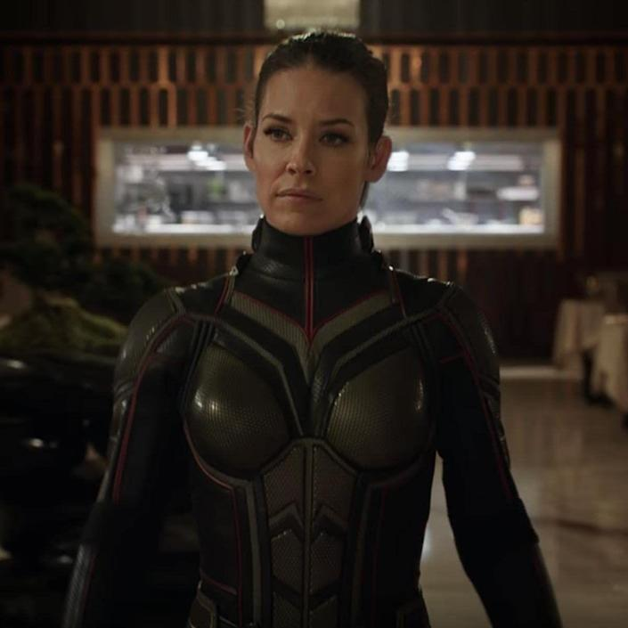 "<p>While shaping up for Marvel's <em>Ant-Man and the Wasp</em>, Evangeline Lilly used a combination of sprint workouts and a personalized nutrition plan. Even with all of that hard work and dedication, she wants people to know she was still wore a corset in the film. ""People don't look like that,"" she told <a href=""https://www.shape.com/celebrities/videos/evangeline-lilly-interview"" rel=""nofollow noopener"" target=""_blank"" data-ylk=""slk:Shape"" class=""link rapid-noclick-resp""><em>Shape</em></a>. </p>"