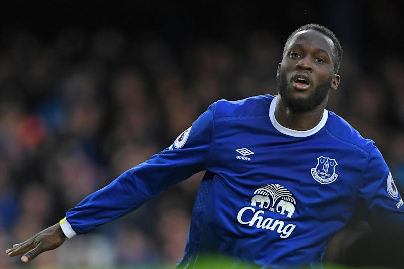Uncertain | Romelu Lukaku's future at Everton continues to be talked about: AFP/Getty Images