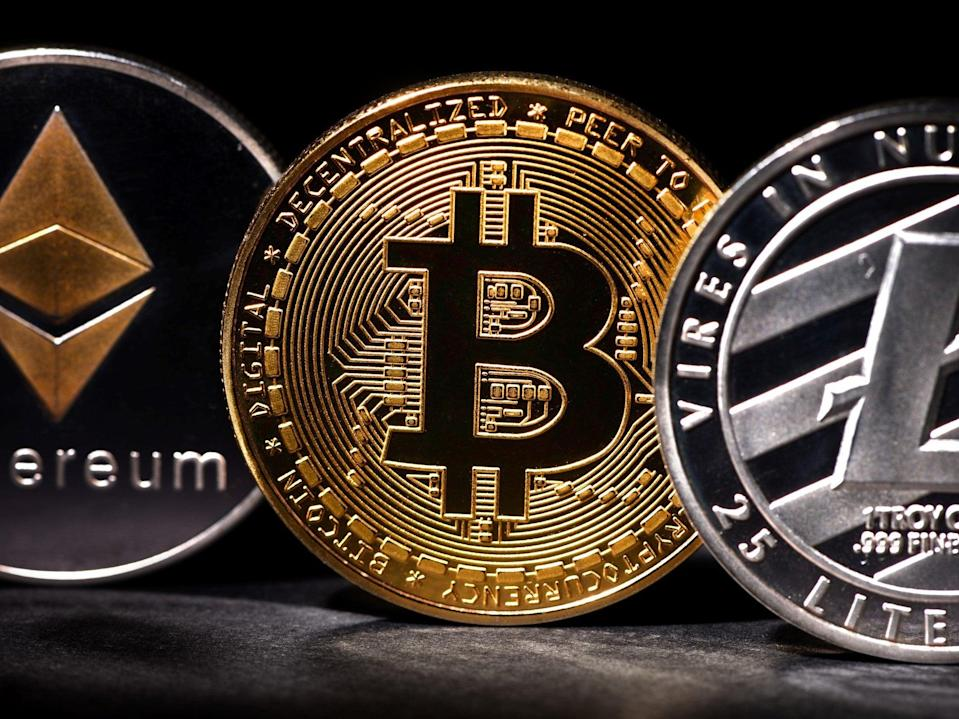 The crypto market has entered a period of consolidation at the start of July (Getty Images)