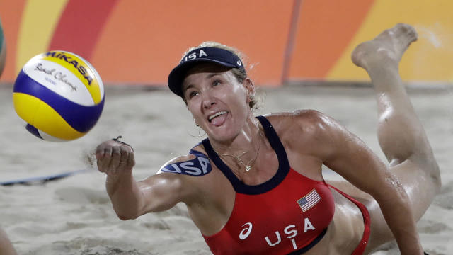 Olympian Kerri Walsh Jennings is looking for a new partner - and a new beach volleyball tour