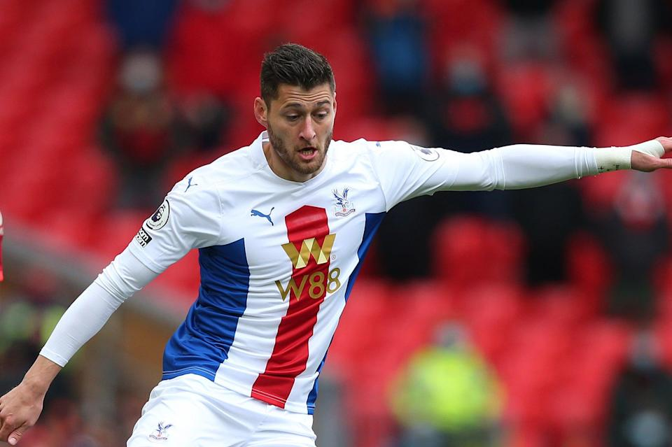 <p>Joel Ward is one of several Crystal Palace players out of contract this summer</p> (Getty Images)