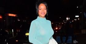 Rihanna keeps pregnancy thoughts at bay, is focused on 'work work'